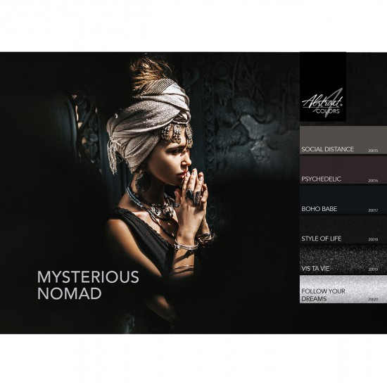 Mysterious Nomad Collection