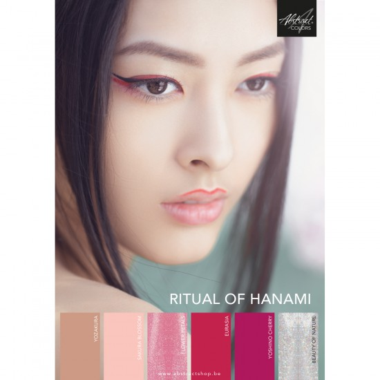 Poster A2 Ritual Of Hanami Collection