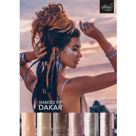 Poster A2 Shades Of Dakar Collection