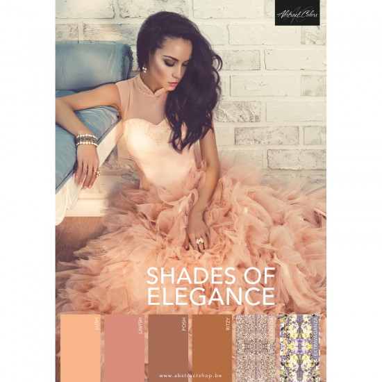 Poster A2 Shades Of Elegance Collection
