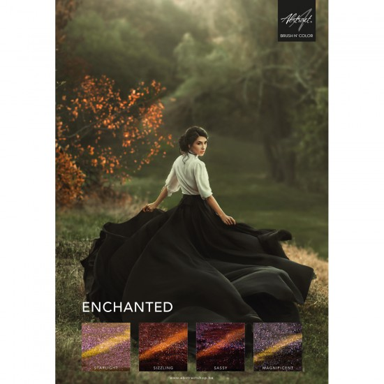 Poster A3 Enchanted Collection