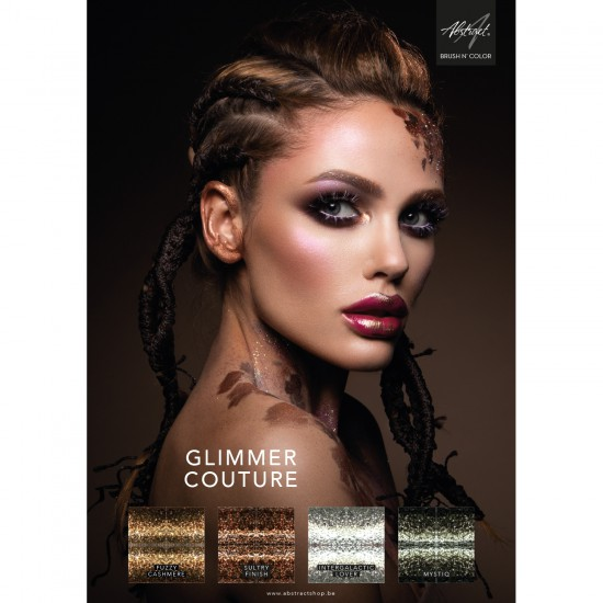 Poster A3 Glimmer Couture Collection