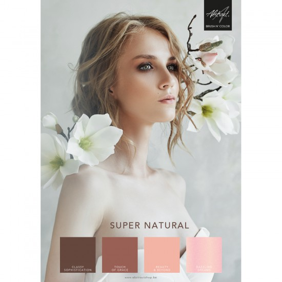 Poster A3 Super Natural Collection