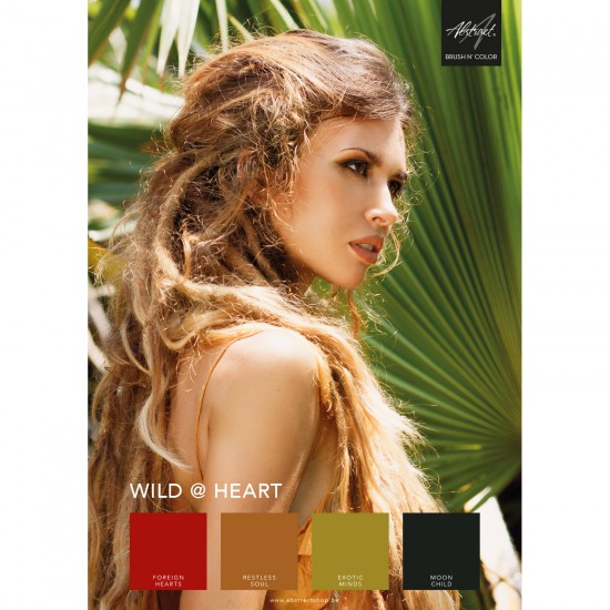 Poster A3 Wild@Heart Collection