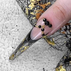 Inlay Nail Art
